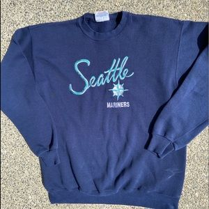 Vintage Seattle Mariners Crew neck